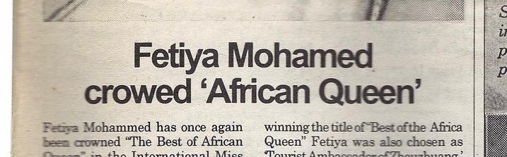 Newspaper achieve